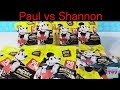 Paul vs Shannon Disney Mickey Mouse 90 Years Of Magic Blind Bags | PSToyReviews