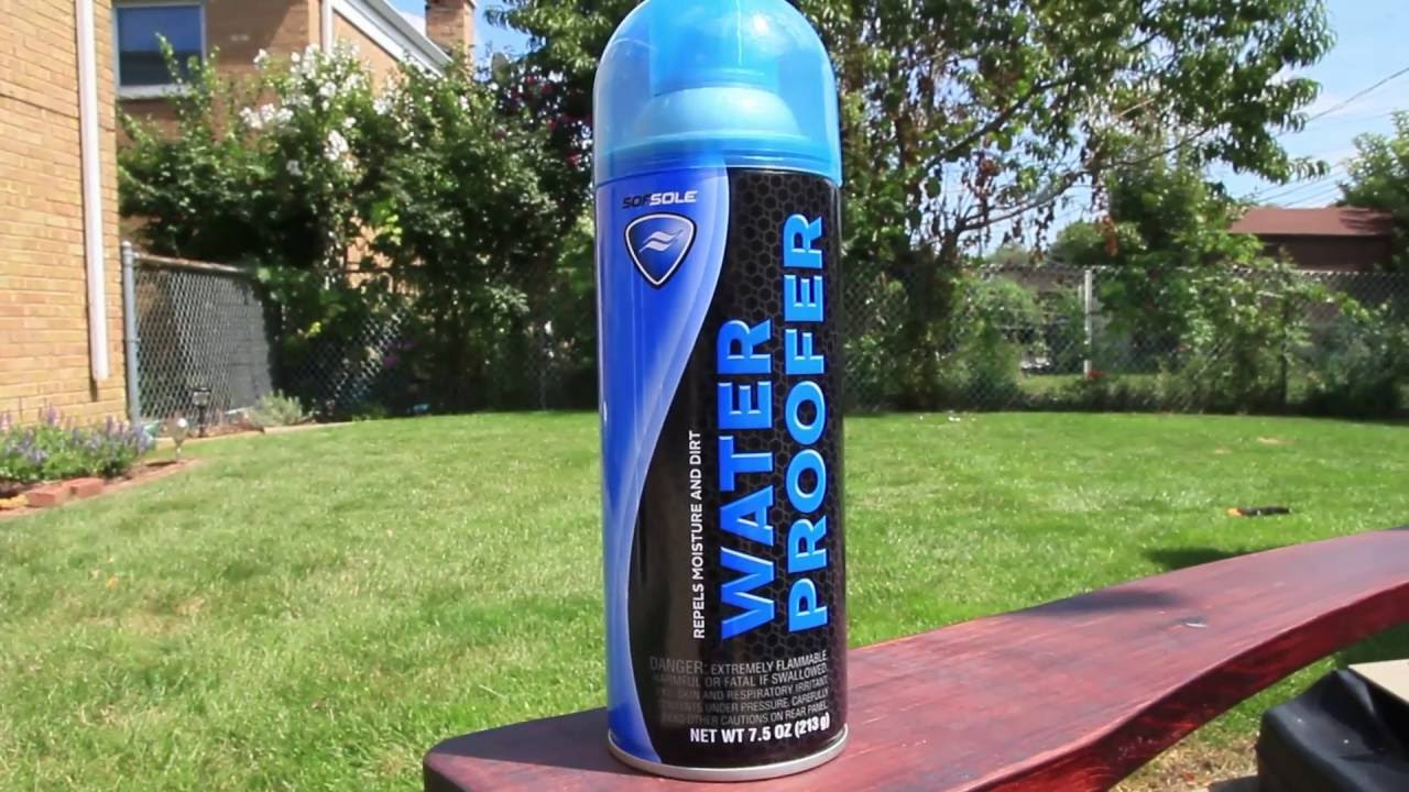 69c4f1c61fb4 Should You Buy   Sof Sole Water Proofer - YouTube