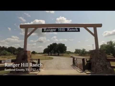 Ranger Hill Ranch | Eastland County TX | BRRS