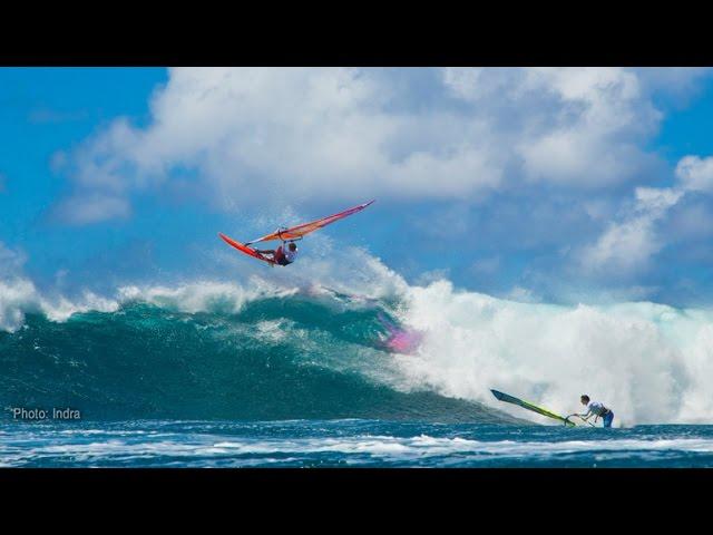 JP 2017 Windsurf Action