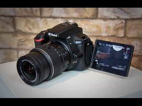 Full In-Depth review of the Nikon D5500 DSLR Camera