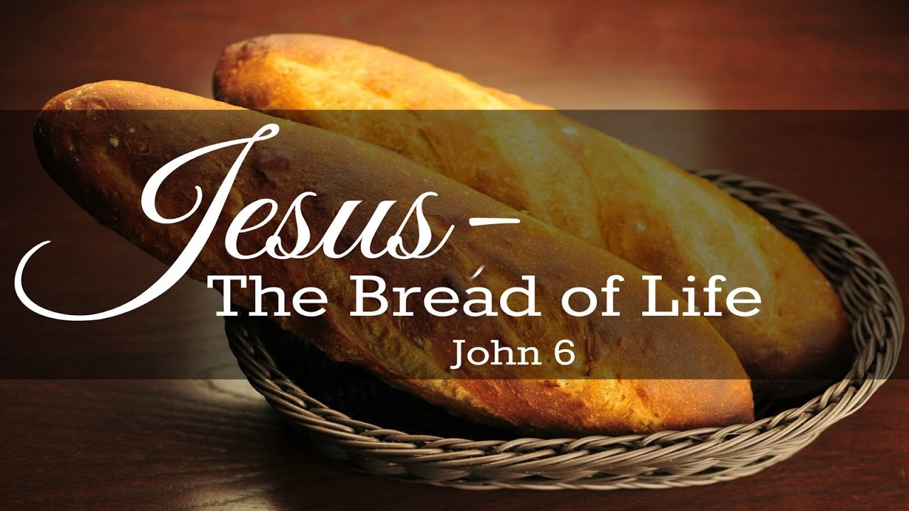 Jesus: The Bread of Life / American Sign Language - YouTube