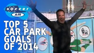 Top 5 Soccer AM Goals 2014 featuring David Seaman, Rizzle Kicks, Dean Ashton and more!