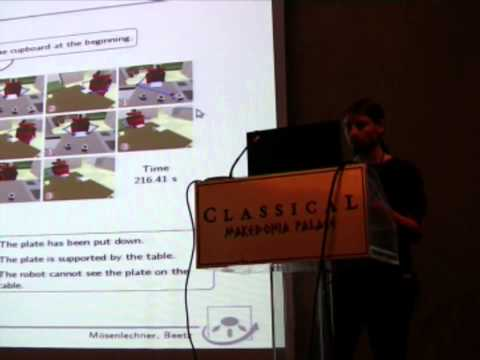 Simulation-Based High-Fidelity Temporal Projection (ICAPS 2009)