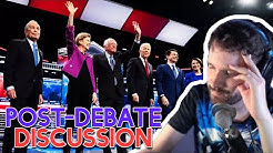 Las Vegas Democratic Debate discussions ft.Hutch, MindWavesTV, Pxie, Bastiat