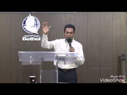 Victory is our Birthright    Bro. Suresh Babu    motivational message 2018
