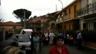 Sfaranda Processione Madonna Aquamuta 01 09 2013