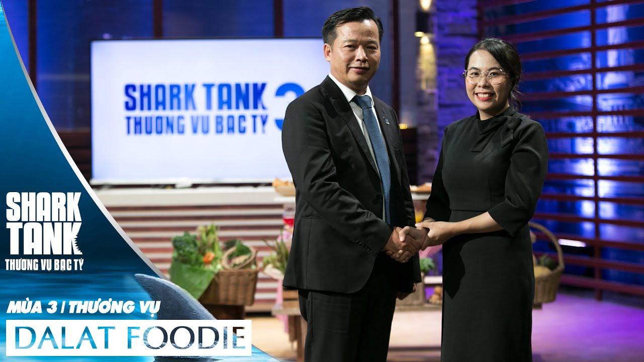 Cay Đắng Gì Bằng Mất Niềm Tin Nhưng Shark Việt Vẫn Đặt Niềm Tin Đầu Tư Cho Dalat  Foodie - YouTube