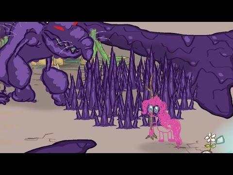ПИНКИ ПАЙ  В ИГРЕ Draw A Stickman EPIC 2.  Нарисовать стикмена из My Little Pony. Игра как мультик.