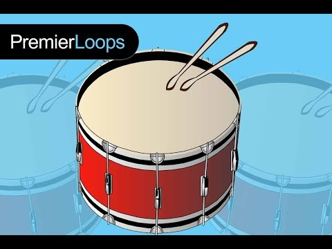 Snare Drum Roll Loop - 100 BPM - 30 MINUTES LONG!