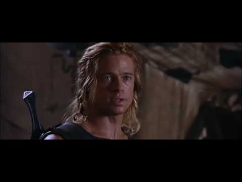 Troy Achilles talks to Agamemnon HD