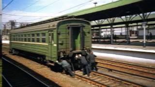 Железнодорожные приколы по-русски. Russian railroad jokes