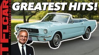 These Are The Top 10 LEGENDARY Cars Lee Iacocca Created!