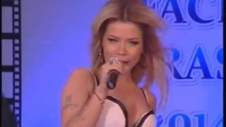 Бьянка в Караганде  Выступление на конкурсе красоты 1