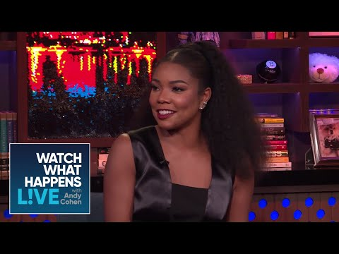 Gabrielle Union Dishes On Seeing Khloe Kardashian at Lebron James' Party | WWHL