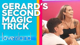 Exclusive: Gerard blows the Islanders' minds | Love Island Australia 2019
