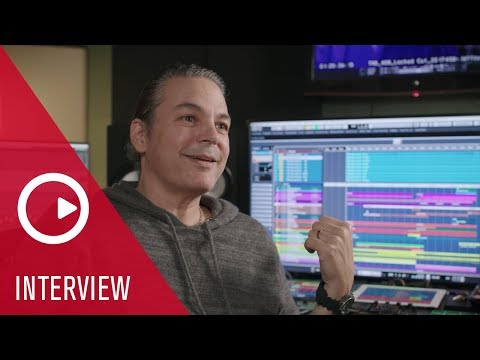 Fred Coury on Composing with Cubase | Steinberg Spotlights