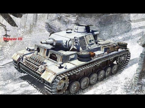 Hectic panzer 3 Action War Thunder Tanks |