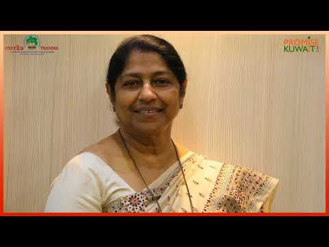 United Indian School Director's Speaks About Pearl of Kuwait 2017