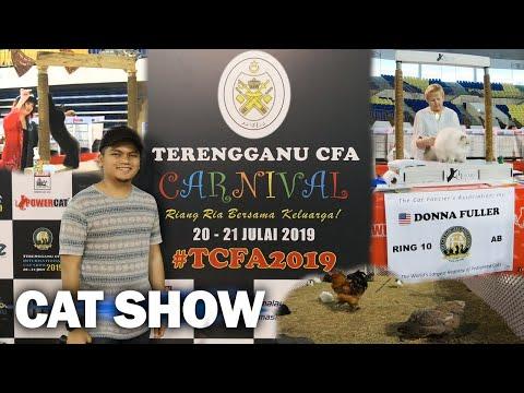 TERENGGANU CFA CARNIVAL | International Cat Show 2019