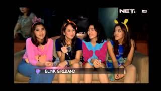 Entertainment News - Umay dan Blink mengenai Lagu anak