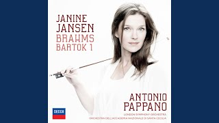Cover images Brahms: Violin Concerto in D, Op.77 - 1. Allegro non troppo