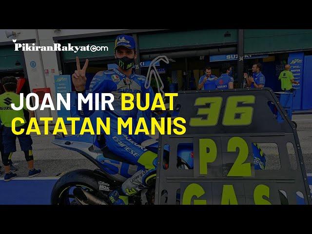 MotoGP Emilia Romagna 2020 Jadi Catatan Manis Untuk Joan Mir, Buka Kesempatan Jadi Juara Dunia