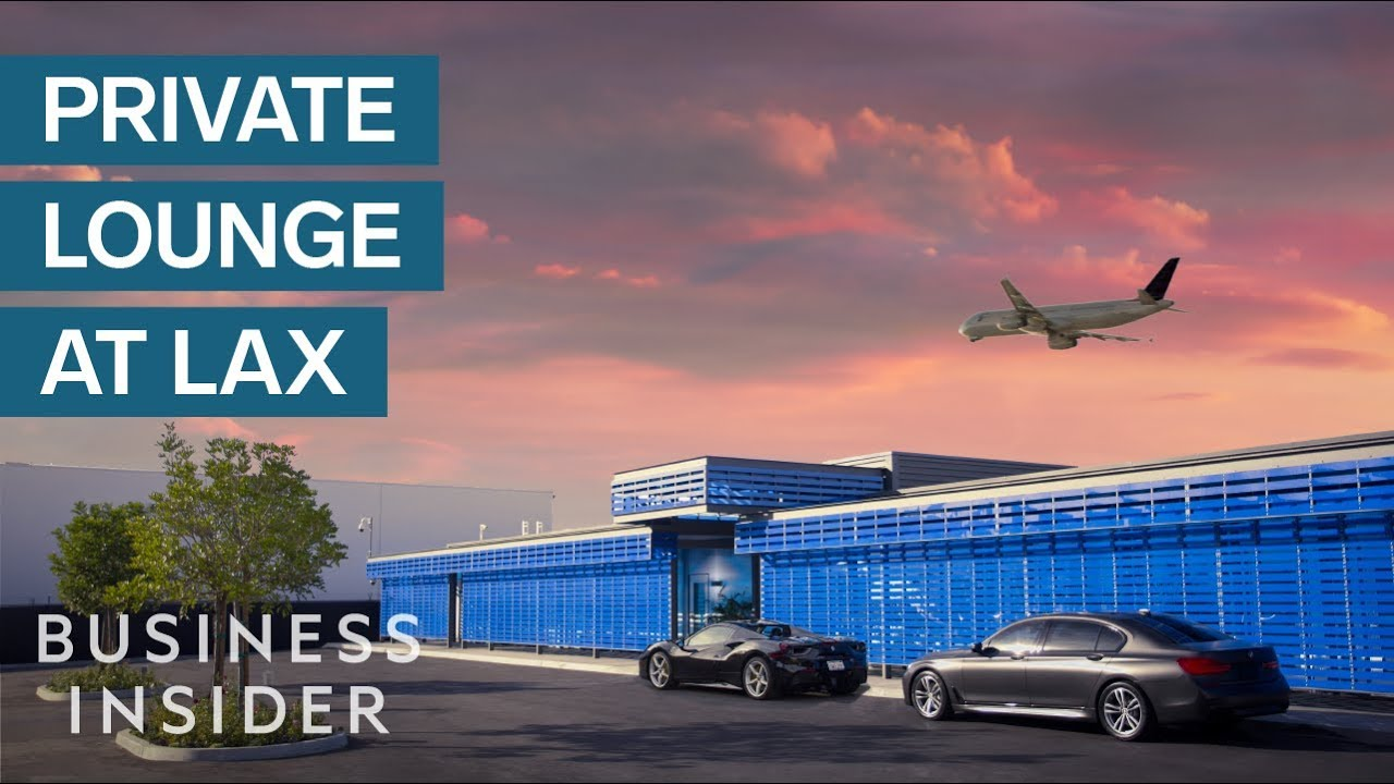 Download Inside America's First Private Terminal For Millionaires