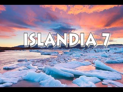 Rodeados por Icebergs! | ISLANDIA #7