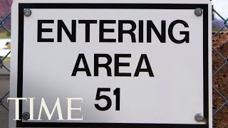 Thousands Sign Petition To Invade Area 51 To Find Those Aliens: 'They Can't Stop All Of Us' | TIME