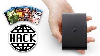 Tutorial: Gesperrte Vita-Games auf PlayStation TV FW 3.52 spielbar machen (Hack / Exploit)