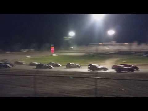 34 Raceway - A-Main - 7/7/18
