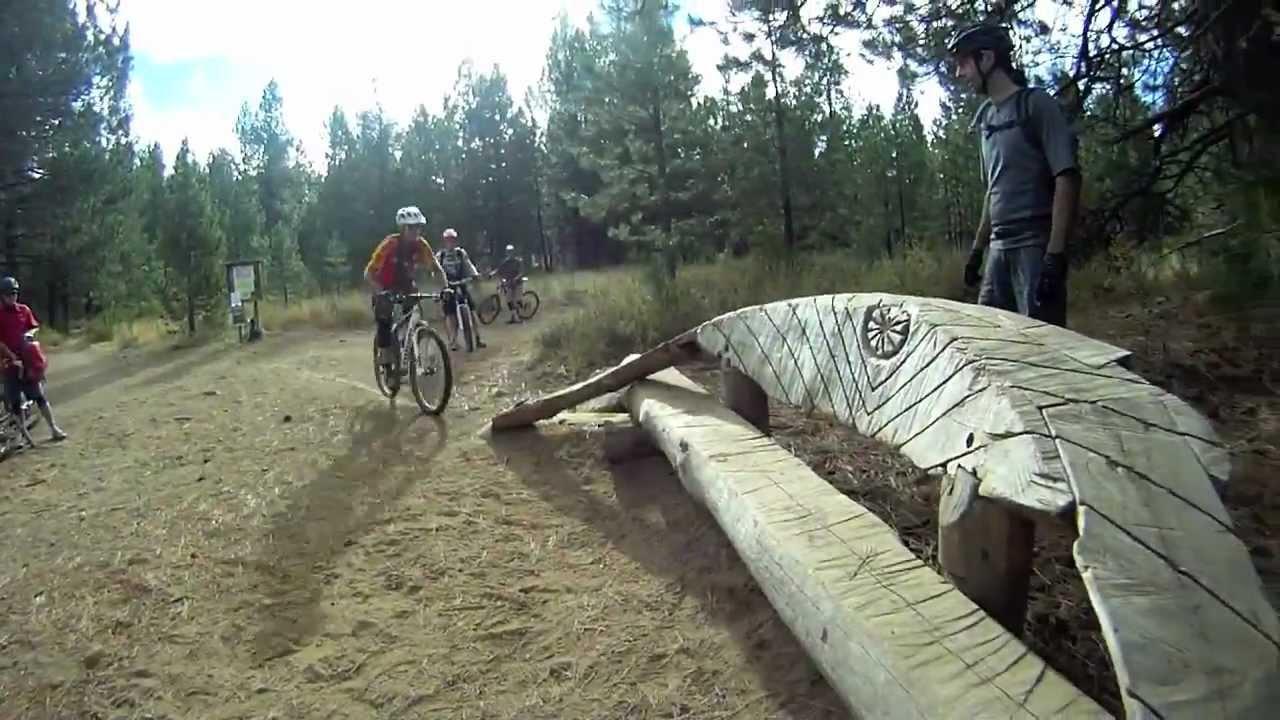 Biking Tours In Bend Oregon