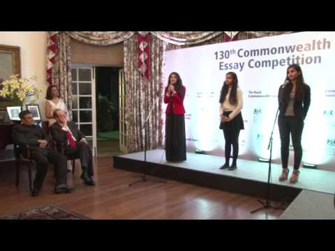 Commonwealth Society of India launches Commonwealth Essay Competition 2014