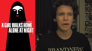 jrm a girl walks home alone at night movie review
