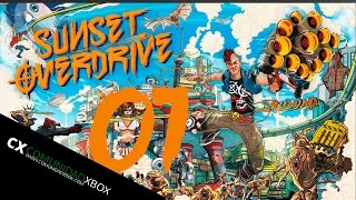 Sunset Overdrive | Gameplay 2.0 en español | Empieza la aventura !!