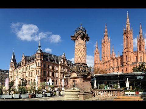 Top Tourist Attractions in Wiesbaden: Travel Guide Germany