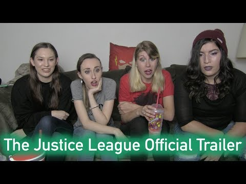 The Justice League Official Trailer