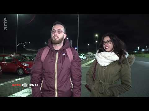 BUS TO GO ITALIA - SERVIZIO ARTE JOURNAL (in francese)