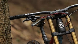 Das ist mein Downhill Bike