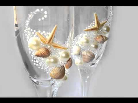 Easy seashell craft ideas youtube for Seashell crafts for adults