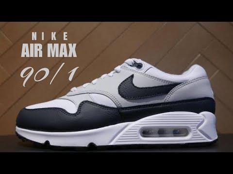 reputable site b973a 93d9c NIKE AIR MAX 90 1   UNBOXING + CLOSER LOOK  nike  airmax