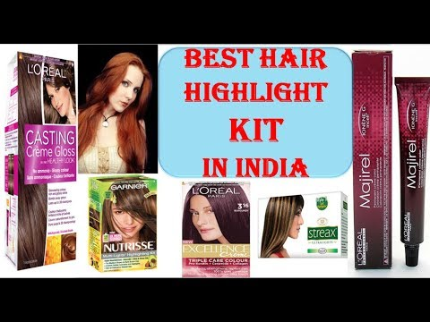 Top 8 Best Hair Highlight Kit In India With Price Youtube