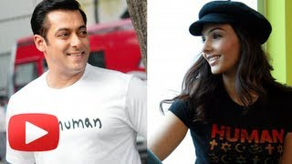 Salman Khan Says His Ex Somy Ali Inspired Being Human Name! [HD]