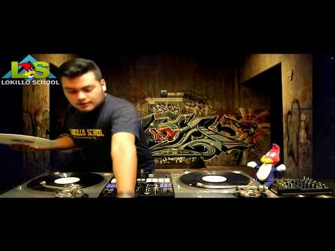DJ LOKILLO VINYL ROUTINE (Es facil mezclar en vinilos ) MIRA EL VIDEO.