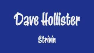 Dave Hollister - Striving