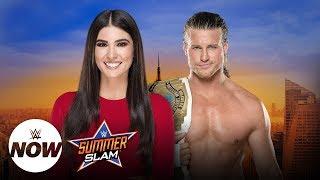 Dolph Ziggler live SummerSlam interview: WWE Now