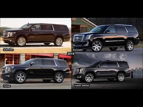 [2015] Cadillac Escalade