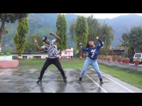 funtastic pani paryo Dance Video @ Ashish Malla Choreography  new song fantastic  HD