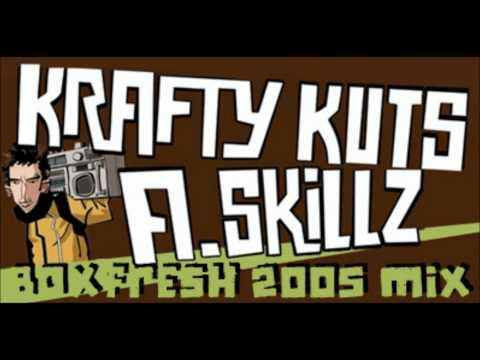 A skillz and Krafty Kuts mix